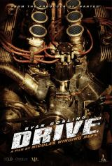 DRIVE (2011) - Poster