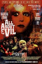 ALL ABOUT EVIL - Poster