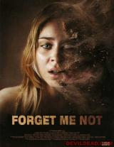 FORGET ME NOT - Poster