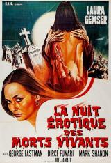 LA NUIT EROTIQUE DES MORTS-VIVANTS - Poster