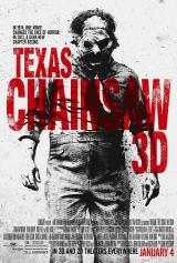 TEXAS CHAINSAW 3D - Teaser Poster 2