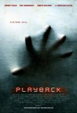 PLAYBACK (2011) - Poster