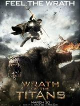 WRATH OF THE TITANS (2012) - Teaser Poster