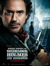 SHERLOCK HOLMES - JEUX D OMBRES - Poster