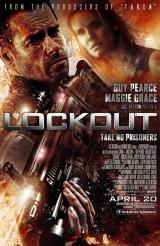 LOCK OUT - US Poster