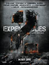 EXPENDABLES 2 - Teaser Poster fran�ais
