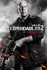 EXPENDABLES 2 - Willis Poster