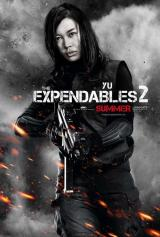 EXPENDABLES 2 - Yu Poster