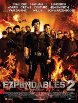 EXPENDABLES 2 - Poster fran�ais