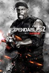 EXPENDABLES 2 - Crews Poster