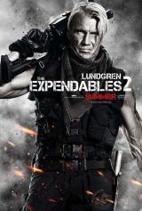 EXPENDABLES 2 - Lundgren Poster