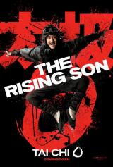 TAI CHI 0 - The Rising Son Poster