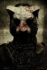 YOU'RE NEXT - Tiger Poster