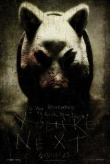 YOU'RE NEXT - Fox Poster