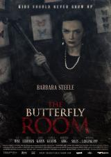 THE BUTTERFLY ROOM - Poster