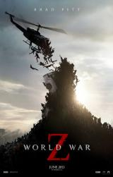 WORLD WAR Z - Teaser Poster 2