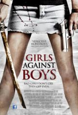 GIRLS AGAINST BOYS - Poster
