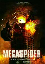 MEGASPIDER (BIG ASS SPIDER) - Teaser Poster