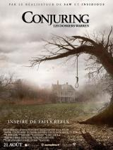 THE CONJURING : CONJURING : LES DOSSIERS WARREN - Poster #9743