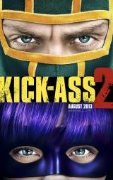 KICK-ASS 2 - Teaser Poster