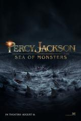 PERCY JACKSON : SEA OF MONSTERS - Teaser Poster