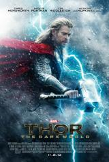 THOR : THE DARK WORLD - Poster
