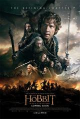 THE HOBBIT : BATTLE OF THE FIVE ARMIES - Poster