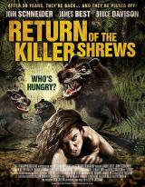 RETURN OF THE KILLER SHREWS - Poster