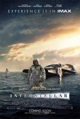 INTERSTELLAR - IMAX Poster