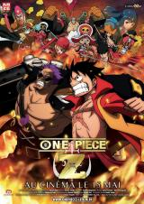 One Piece film Z - Poster