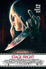 STAGE FRIGHT (2014) - Poster