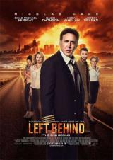 LEFT BEHIND (2014) - Teaser Poster 2