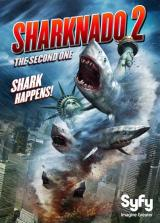 SHARKNADO 2 : THE SECOND ONE - Poster