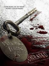 WRONG TURN 6 : LAST RESORT - Teaser Poster