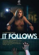 IT FOLLOWS - Teaser Poster