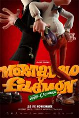 MORTADELO Y FILEMON CONTRA JIMMY EL CACHONDO - Poster