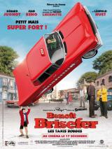 Beno�t Brisefer : Les taxis rouges - Poster
