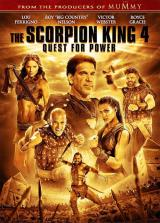 SCORPION KING 4 : QUEST FOR POWER - Poster