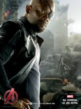 AVENGERS : L'ERE D'ULTRON - Nick Fury Poster
