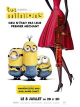Les Minions - Poster