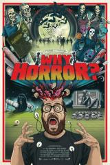 WHY HORROR? - Poster