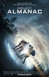 PROJECT ALMANAC - Teaser Poster