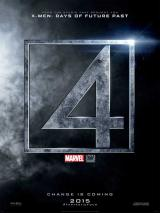 THE FANTASTIC FOUR (2015) - Teaser Poster
