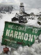 WELCOME TO HARMONY - Teaser Poster