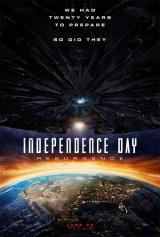 INDEPENDENCE DAY : RESURGENCE - Teaser Poster
