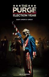 PURGE: ELECTION YEAR - Poster