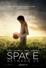 THE SPACE BETWEEN US - Poster