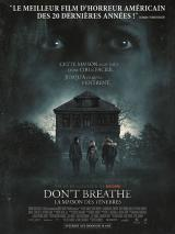 DON'T BREATHE - Poster