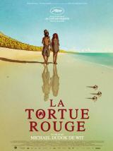 Tortue rouge - Poster