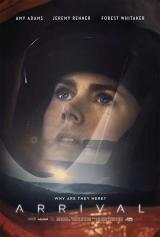 ARRIVAL - Amy Adams Poster